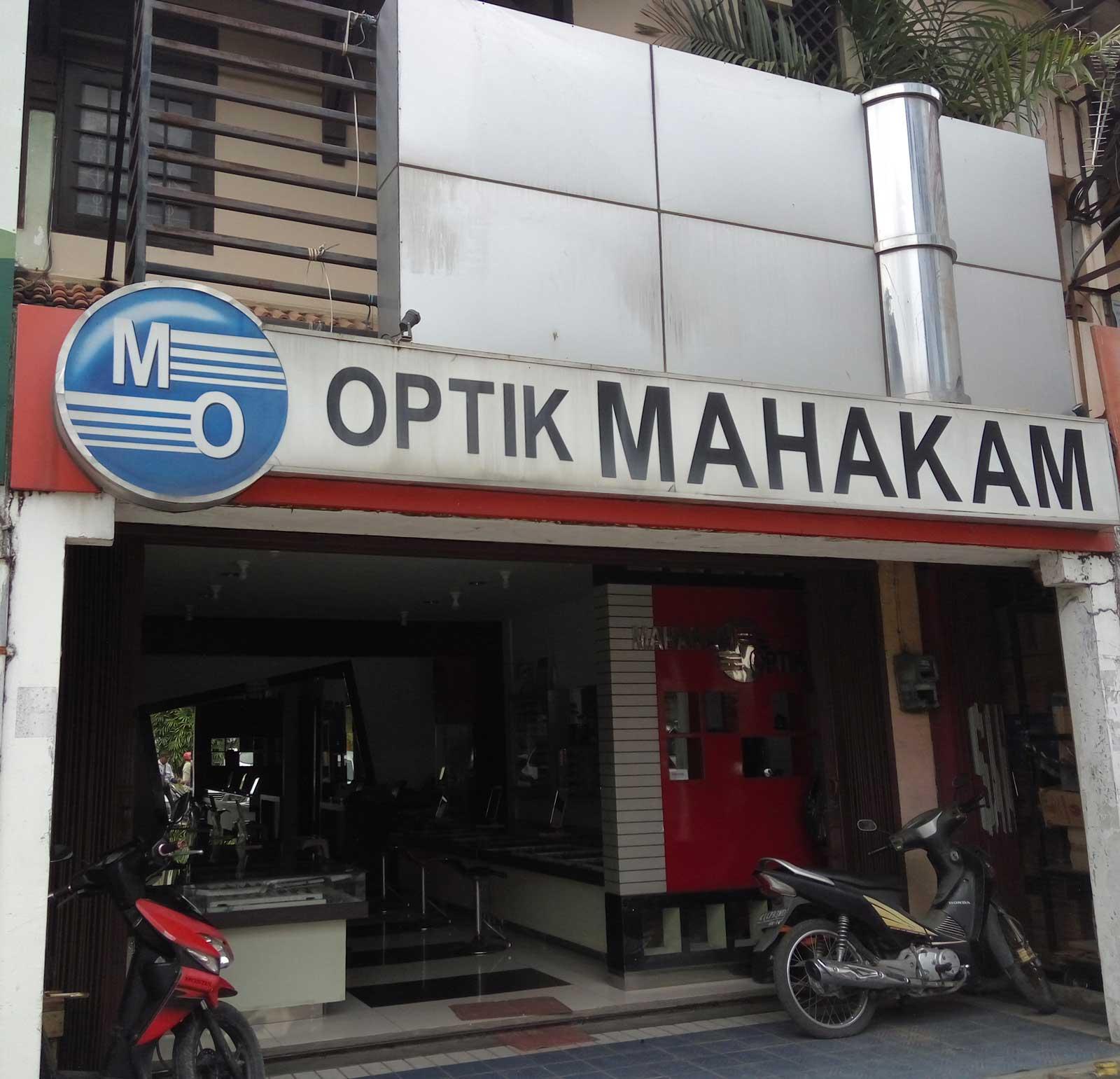 Optik Mahakam - Optik Terpercaya Di kota Samarinda